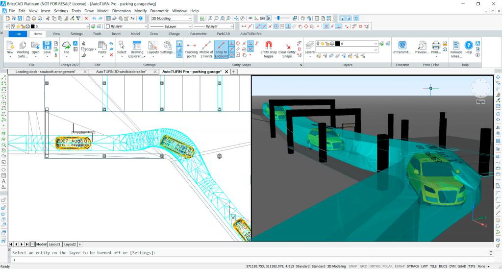 BricsCAD Platinum - CAD+ Softwares